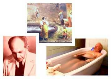 Скипидарні ванниы