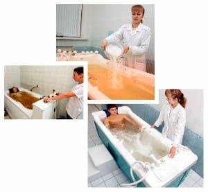бишофитовые ванны